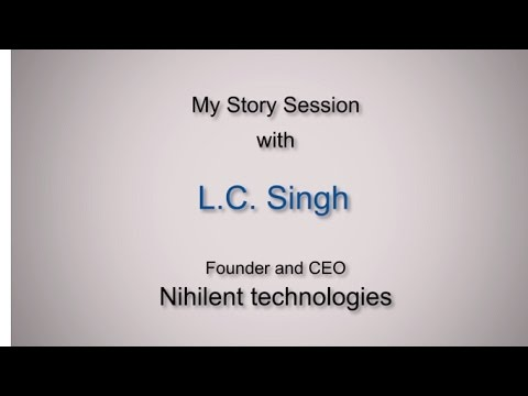 TiE Pune - My Story Session with L. C. Singh