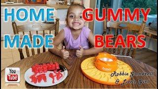 BEST WAY to make HomeMade Gummies!!