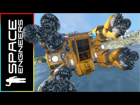 The Voha-Drill - Space Engineers