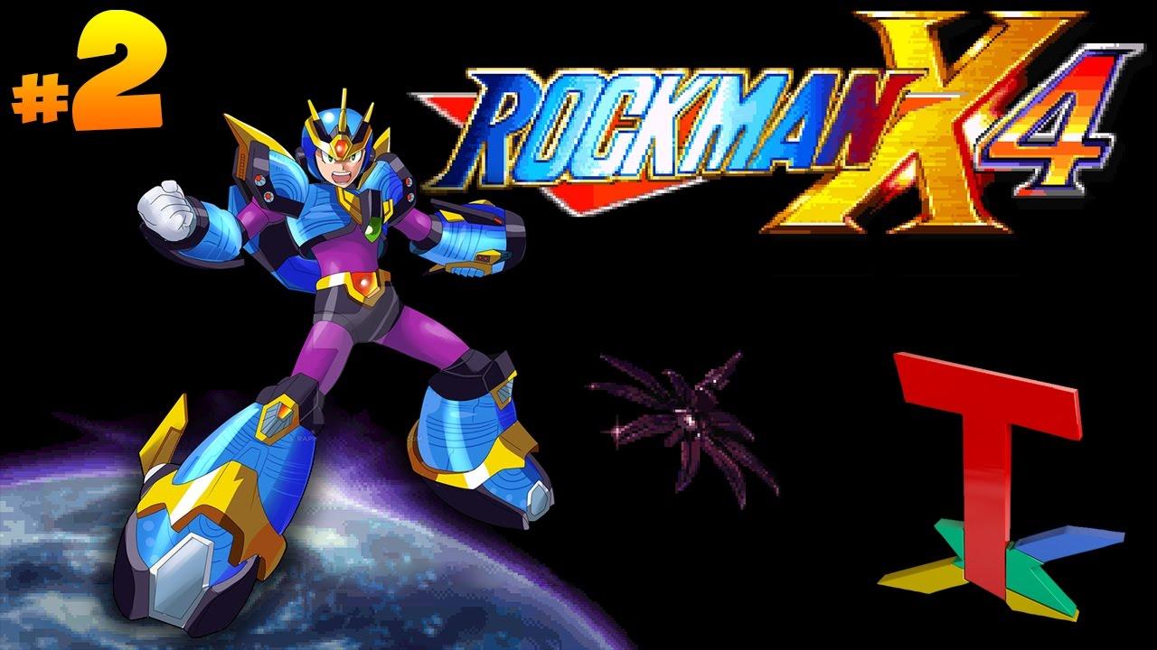 Rockman X4│por TulioX│ Parte #2 - YouTube