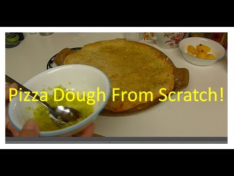 How To Make Pizza Dough Yourself – I Test Out Recipe From The Professional Pastry Chef