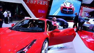 Mundial do Automóvel - Mondial de l'automobile - Paris - Ferrari
