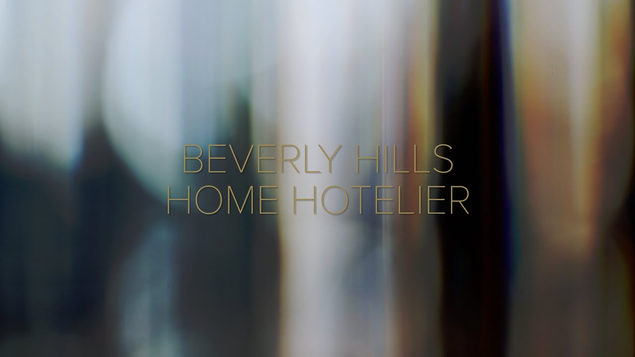 Broken Dove's latest series:          Beverly Hills Home Hotelier