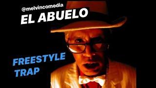 Melvin Comedia como EL ABUELO DEL GENERO Freestyle 29