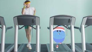 Repeat youtube video Dumb Ways to Die 2 - Sprint Training