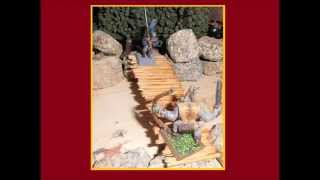 How To Build A Rustic Wooden Bridge