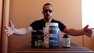 Vlog Pilot EP9 - Sporcu takviyeleri (supplementler) & protein tozları