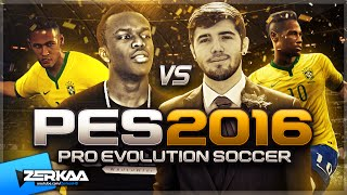 PES 2016 WITH JJ (PRO EVOLUTION SOCCER 2016)