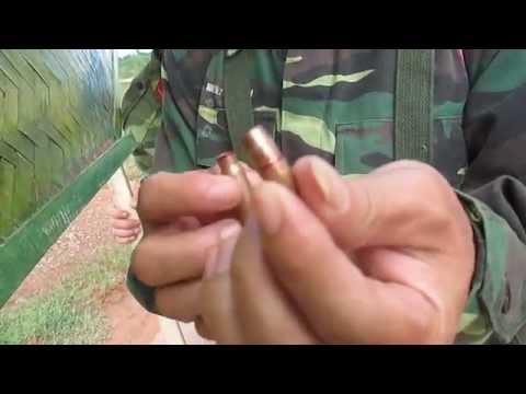 dạy tháo đầu đạn súng AK