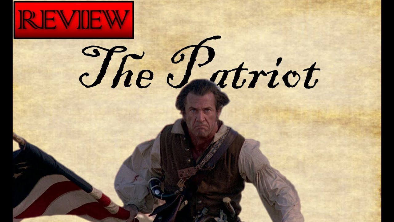 the patriot extended cut movie review junction youtube