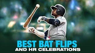 Best Bat Flips/Bat Drops from start of MLB season