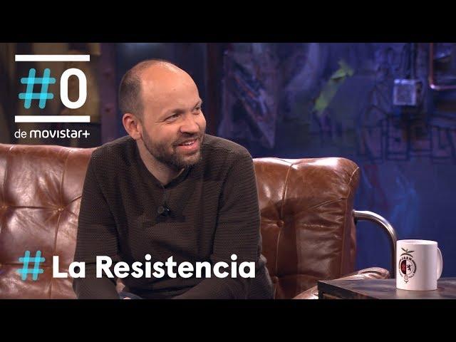 LA RESISTENCIA - Entrevista a Miguel Noguera   #LaResistencia 21.03.2018