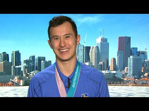 Figure skater Patrick Chan looks ahead to life post-Olympics