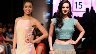 Lakme Fashion Week - Day 3 - Full Update - Shraddha Kapoor, Vir Das, Evelyn sharma | Bollywood News