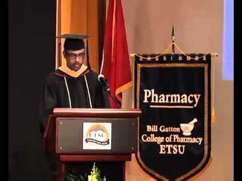 College of Pharmacy Graduation 2011
