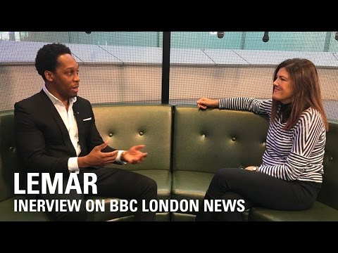 Lemar | BBC London News Interview