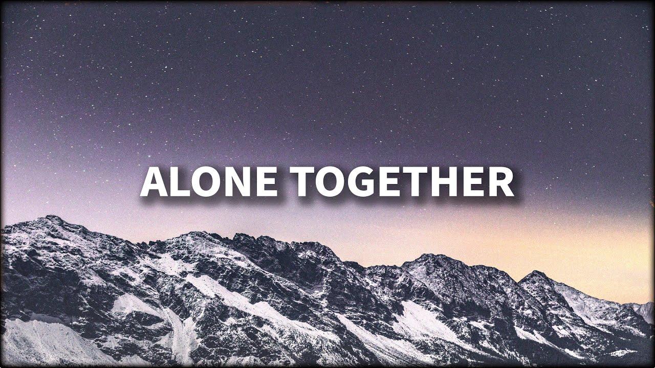 "[FREE] Hard Inspiring Choir Hip-Hop Beat - ""Alone Together"" | Freestyle Type Instrumental Beats 2021"