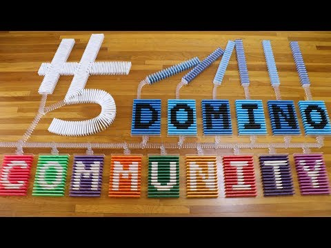 Welcome to the H5 Domino Community!