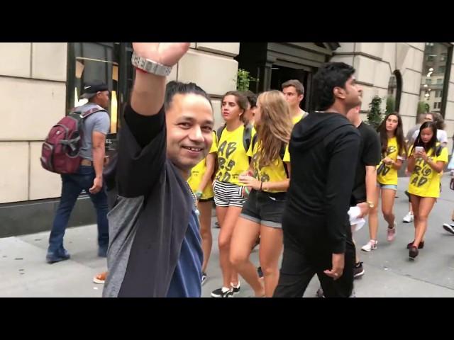 Vlog   Travelogue  New York   Kailash Kher   New Video
