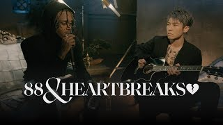 Famous Dex freestyles about LOVE and HEARTBEREAK over guitar   💔Miyavi and Famous Dex
