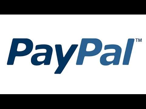 Paypal طريقة ربط حساب البنكي او الماستر كارد Youtube