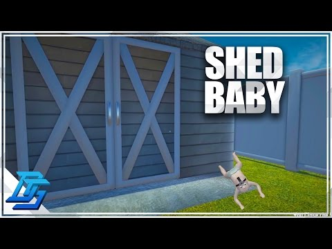 The Secret That Cant Be Obtained , Shed Baby  - Who's Your Daddy (Multiplayer)