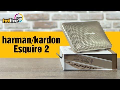 Harman/Kardon Esquire 2: стильный звук