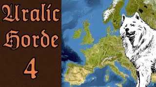 [4] Uralic Horde - Manpower Hour - EU4 Common Sense