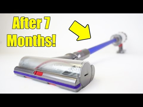 Dyson V11 Review After 7 Months - The Good The Bad and the Ugly