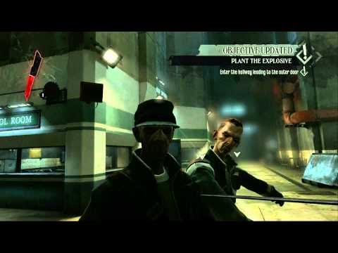 Let's FAIL at Dishonored part 1: It wasn't me!