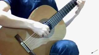 Segovia study No.4(Sor Op.6,No.1)