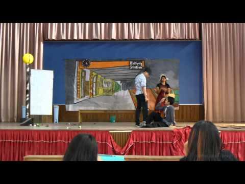 [SMKDE] English Drama Competition 2013 [4 Theta]