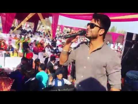 Live At Marrige || Mankirt Aulakh Live Video 2017 || Mankirt Aulakh