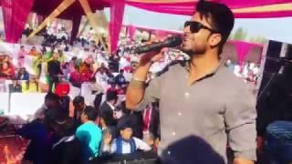 Download Hindi Video Songs - Mankirt Aulakh Live SinginG ( Kadar Kari di Nakhre ni Kari de )
