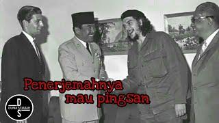 Cerita Menegangkan - Pertanyaan Aneh Guevara Pada Soekarno | Dunia Sejarah
