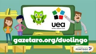 Duolingo – Kiel iĝi gastiganto de Esperanto-evento.