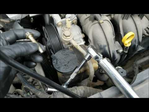 Replacing Thermostat on Mazda 6