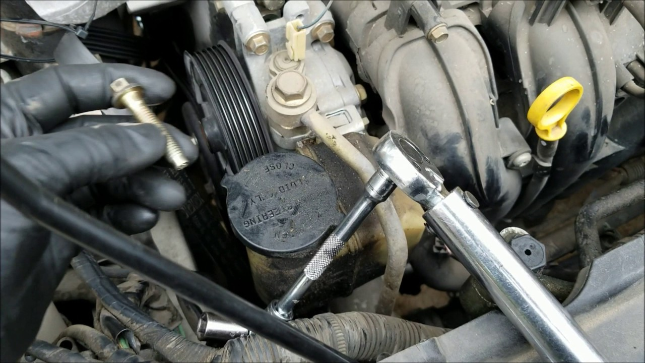 Replacing Thermostat on Mazda 6 YouTube