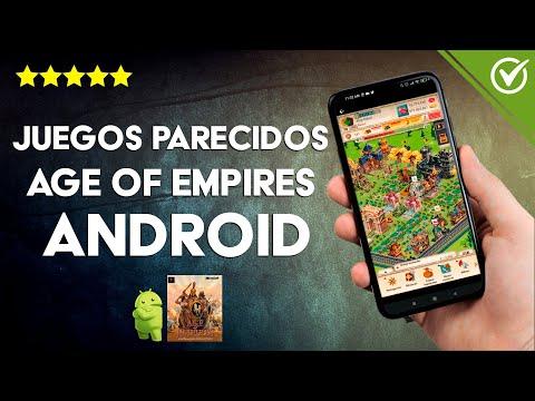 Los Mejores Juegos Parecidos a Age of Empires para Android