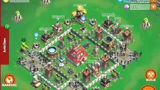 Samurai Siege Castle lvl 5 Base Layout