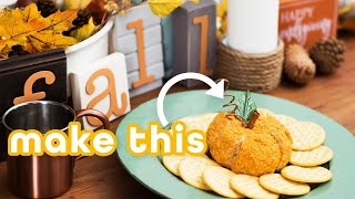 Make These DIY Cheeseballs for Any Holiday