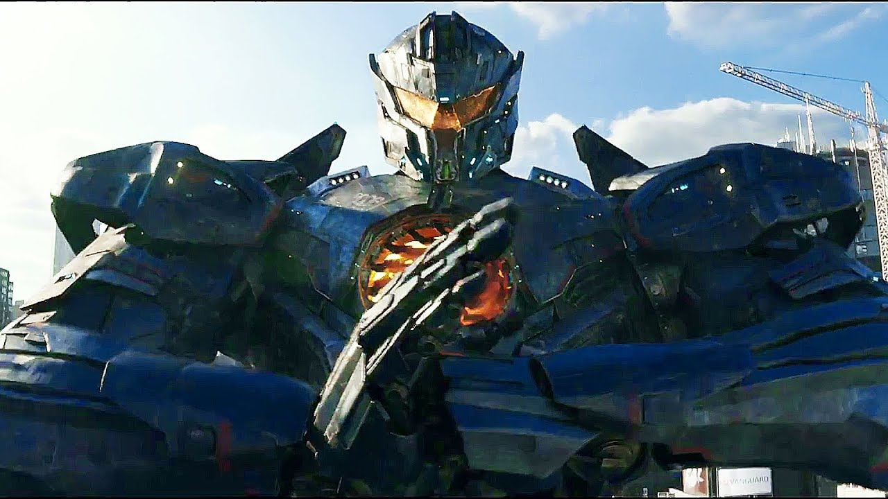 Pacific Rim 2 Streaming