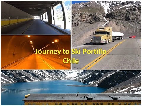 Journey to Ski Portillo the oldest resort in Santiago, Chile