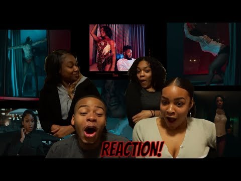 LOVE LIES  NORMANI & KHALID REACTION!