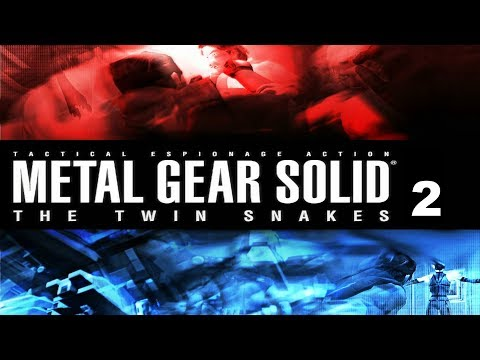 Metal Gear Solid The Twin Snakes - Capitulo 2 - La Mision Shadow Moses