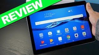 HUAWEI MediaPad M3 Lite Test Review Deutsch