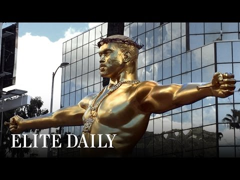 Meet The Artist Behind The Kanye False Idol Oscar Statue [Insights]