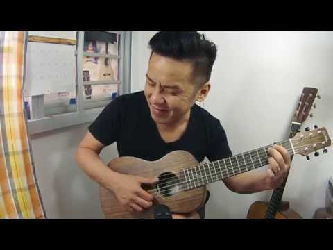 Cordoba Mini O Travel Guitar Review in Singapore