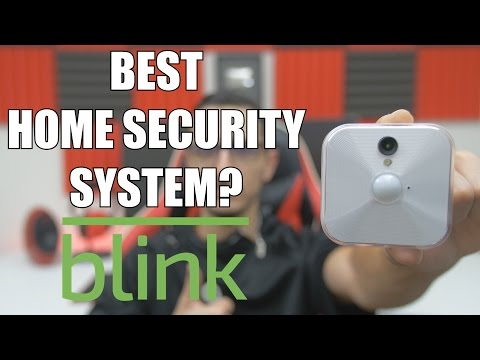 The Best Home Security System? - Blink