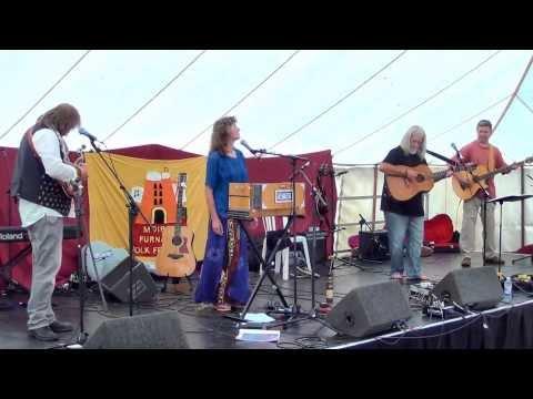Moira Funace Folk Festival 2014 Artist Preview